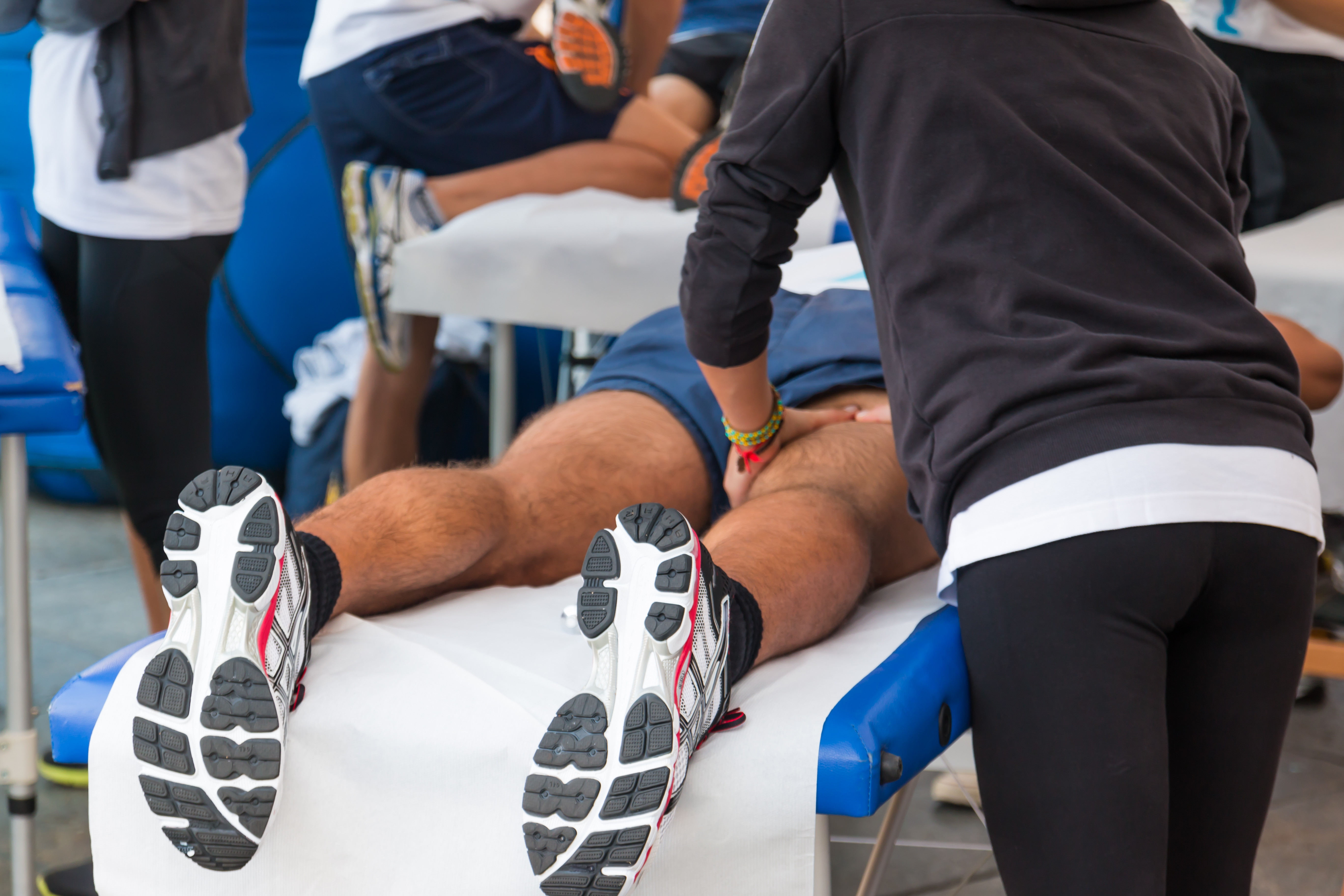 June 13 Massage for Sports Injuries 1